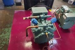 Sprężarka BITZER 4EESP-4P-40S NOWA ChillerTech Wiktor Aptacy