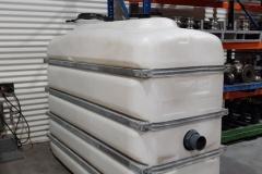 ChillerTech budowa instalacji wody lodowej - bufor