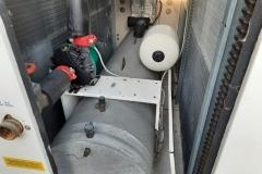 Zbiornik buforowy w agregacie wody lodowej