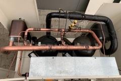Chiller Airwell 100 kW chłodzony wodą