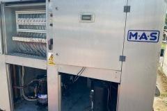 Chiller MAS 150 kW z gwarancją