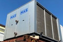 Chiller wody lodowej MAS 150 kW