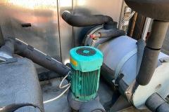Sprzedaż chiller MAS 150 kW z modułem hydraulicznym