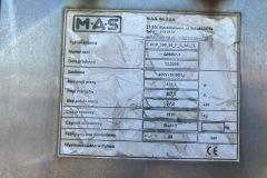 Wytwornica wody lodowej MAS 150 kW