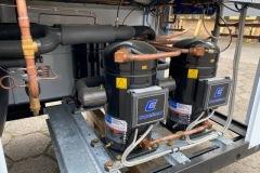 Chiller OPK 170 kW - podzespoły