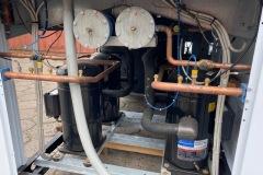 Używany agregat wody lodowej OPK 170 kW