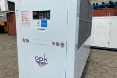 Wynajem chiller OPK 170 kW