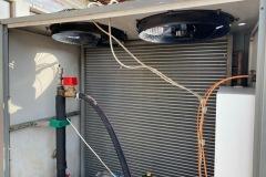 Używany chiller Piovan 50 kW