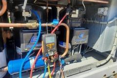 Stulz 157 kW FREE COOLING prace serwisowe