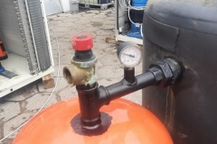 Chiller Trane CGA200RDAB - woda lodowa