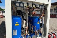 Agregat wody lodowej Uniflair 240 kW z Free cooling
