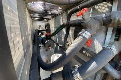 Agregat wody lodowej Uniflair 240 kW z mudułem hydraulicznym i Free cooling