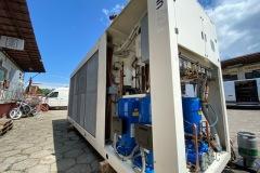 Agregat wody lodowej Uniflair 240 kW
