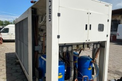 Chiller Uniflair 240 kW z Free cooling