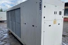 Wytwornica wody lodowej Uniflair 240 kW