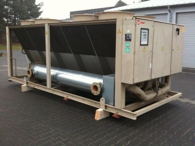Agregat wody lodowej Trane cena loco Warszawa ChillerTech