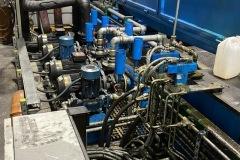 System chłodzenie maszyn przemysłowych