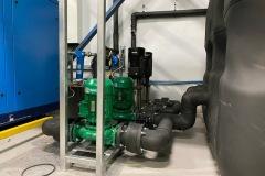 Budowa instalacji wody lodowej