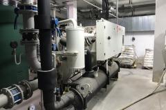 Budowa przemysłowych instalacji wody lodowej