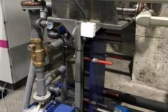 Chłodzenie maszyn i urządzeń instalacją wody lodowej