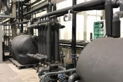 Modernizacji instalacji wody lodowej