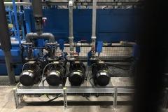 Pompy wody w instalacji wody lodowej
