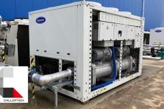 Przemysłowa instalacja wody lodowej
