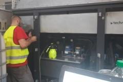 Czynności serwisowe TechnoTrans Heidelberg CombiStar beta c 200 L