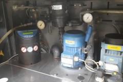 Naprawa i kalibracja układu dozowania alkoholu w TechnoTrans Heidelberg CombiStar beta c 200 L ChillerTech