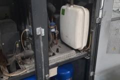 Układ chłodzenia z agregatów wody lodowej Technotrans
