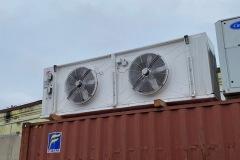 Chłodnica powietrza Guntner 50 kW