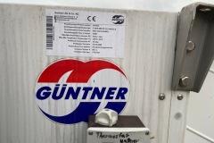 Parownik chłodnica powietrza Guntner 50 kW