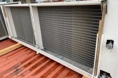 Parownik chłodnica powietrza Guntner 50 kW- chłodnica