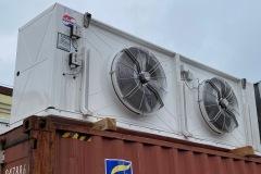 Sprzedaż Parownika chłodnicy powietrza Guntner 50 kW