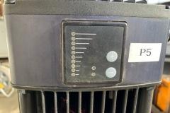 Pompa wody Grundfos CRNE5-16 z zastosowanym falownikiem