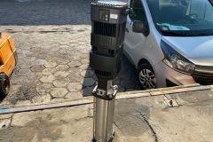 Używana pompa wody Grundfos CRNE5-16 ChillerTech