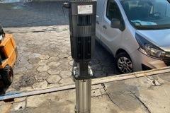 Używana pompa wody Grundfos CRNE5-16
