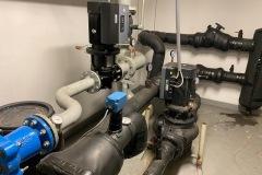 Serwis chiller Carrier 30RW-300 - instalacja wody lodowej