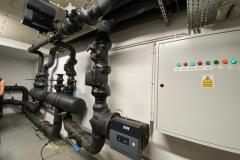 Serwis chiller Carrier 30RW-300 - system wody lodowej