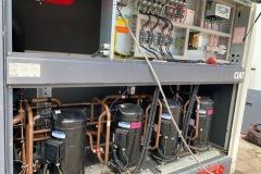 Serwis i naprawa wytwornicy wody lodowej Ciat LDC540V R410A