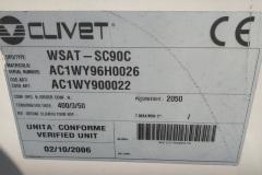 Chiller-Clivet-WSAT-SC90F