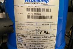 Serwis chiller MTA TAE 031 - sprężarka chłodnicza