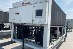 Serwis agregatu wody lodowej Trane CGAN210