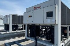 Serwis i naprawa agregatów wody lodowej Trane CGAN210