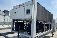 Serwis wytwornicy wody lodowej Trane CGAN210