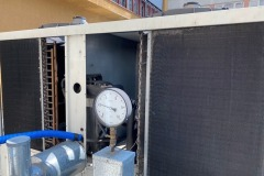 Serwis agregatu wody lodowej Trane CVGAM240