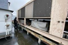 Przegląd techniczny agregatu wody lodowej Trane ERTAA322