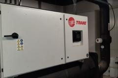 Serwis agregatu wody lodowej Trane RTHD C2