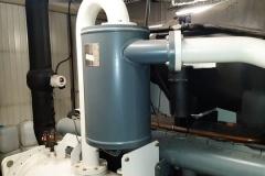 Serwis i naprawa agregatu wody lodowej Trane RTHD C2