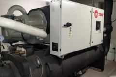 Serwis wytwornicy wody lodowej Trane RTHD C2